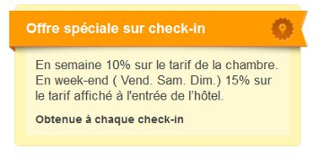 Offre Swarm Check in