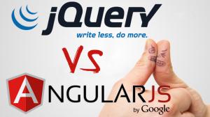 Javascript contre AngularJS