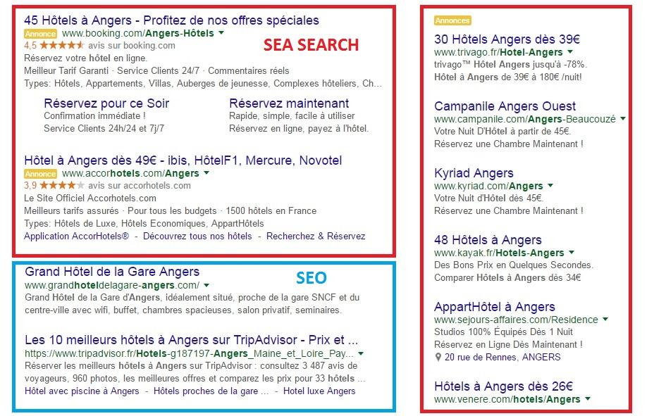 Résultats search