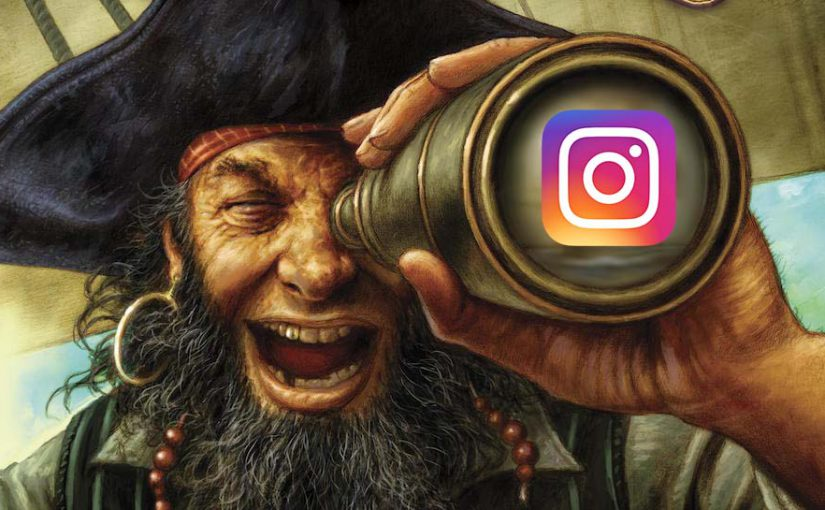 Pirtage Compte Instagram